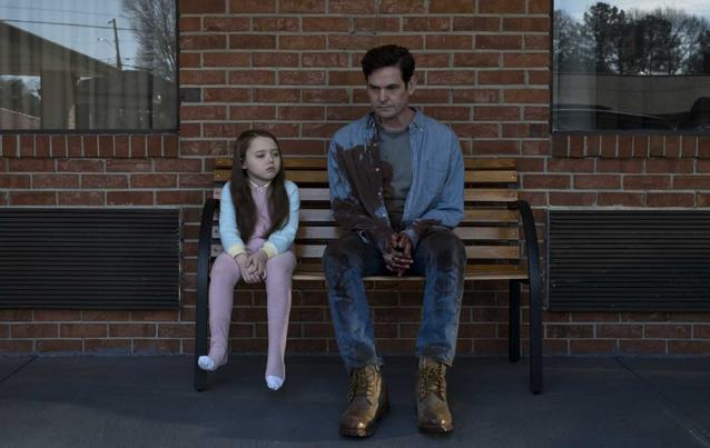 Spuk in Hill House Staffel 1 - Vater und Tochter