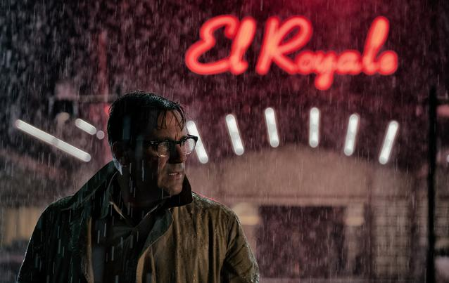 """Bad Times at the El Royale"": Jon Hamm"