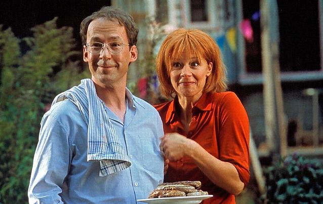 Bibi Blocksberg: Bernhard und Barbara