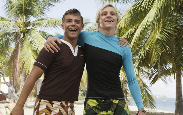 """Teen Beach 2"": Ross Lynch, 2014"