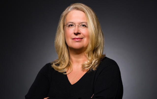 MDR-Fictionchefin Jana Brandt