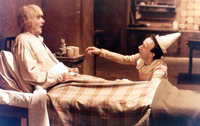 """Pinocchio""-Darsteller Carlo Giuffre ist tot"