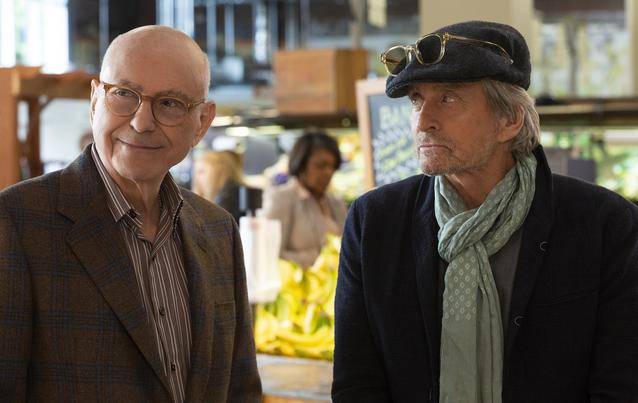 """The Kominsky Method"" auf Netflix: Alan Arkin, Michael Douglas"