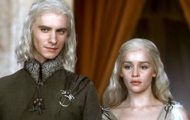"""Game of Thrones"": viserys und daenerys targaryen"