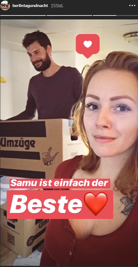 BTN: Emmi packt ihre Umzugskisten