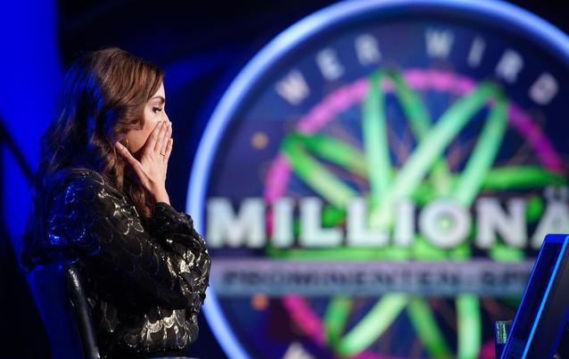 Wer wird Millionär: Judith WIlliams