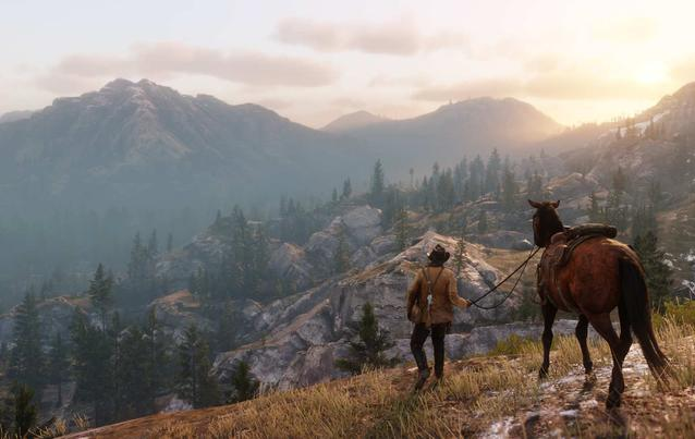 Red Dead Redemption 2 Open World