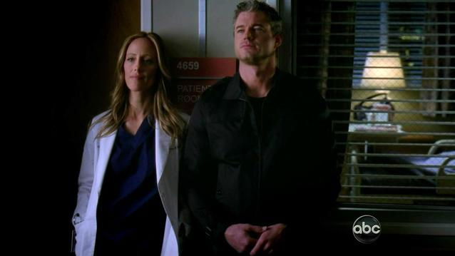 Teddy Altman Mark Sloan Grey's Anatomy