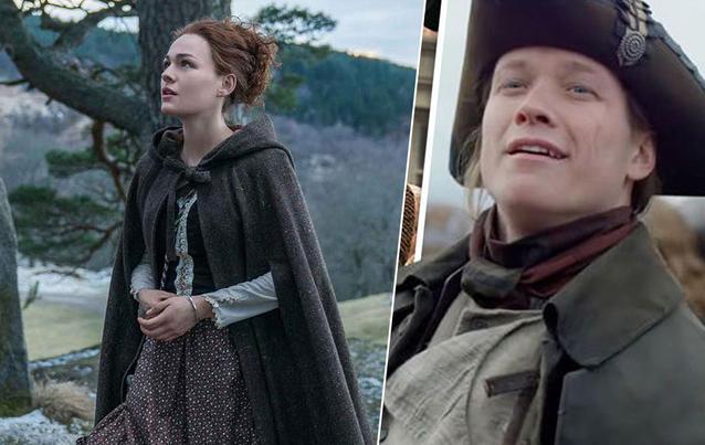 Outlander: Brianna trifft auf Bonnet in S4 E7