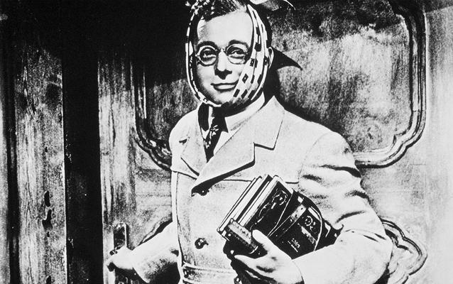 Heinz Rühmann Feuerzangenbowle