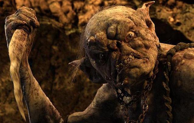 """Wow! So heiß sind die Orks aus """"Der Hobbit"""" ohne Masken!"""