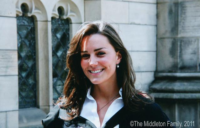 Herzogin Kate Middleton College
