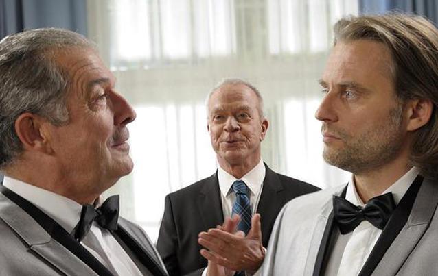 Sturm der Liebe Hochzeit Michael und Andre
