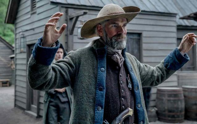 Outlander-Staffel 4: Murtagh