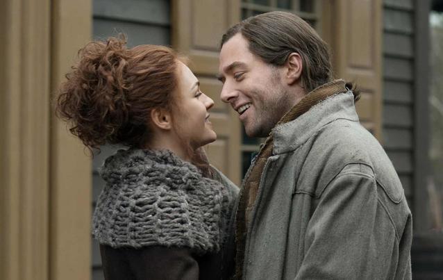 Outlander-Staffel 4: Brianna und Roger Reunion