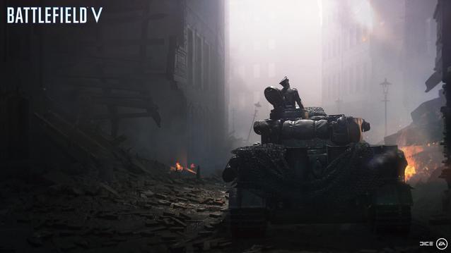 Battlefield V Der letzte Panzer