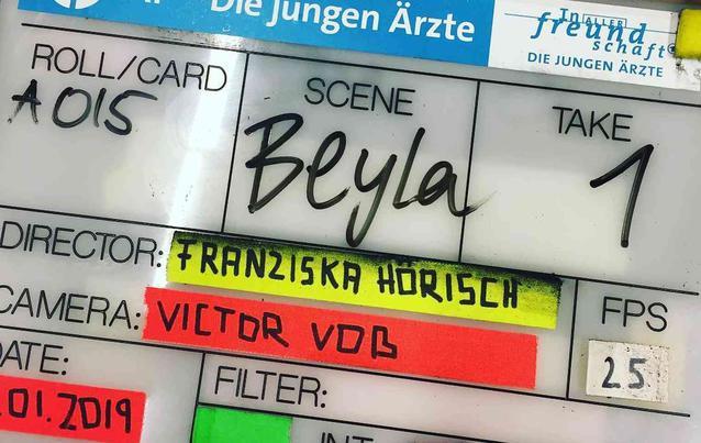 Die jungen Ärzte: Beyla-Film mit verdächtigem Foto angekündigt!
