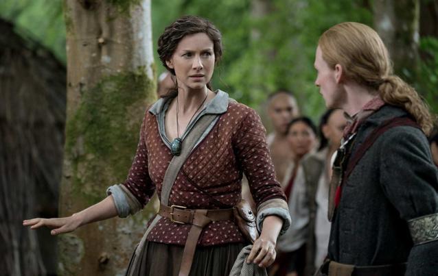 """""""Outlander""""-Staffel 4: Finale"""