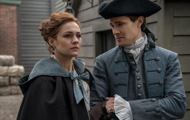 Outlander: Brianna und Lord John wollen heiraten