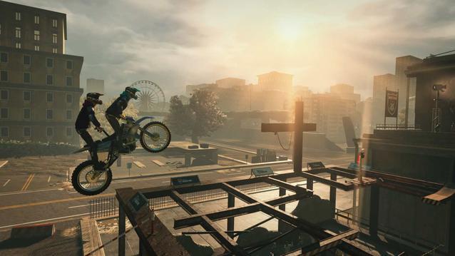 Trials Rising Tandem Ubisoft