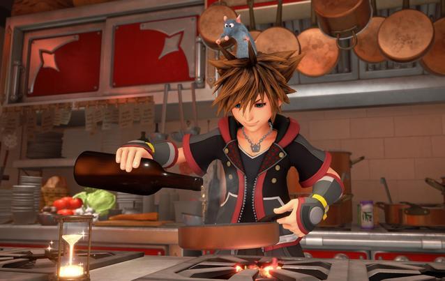 Kingdom Hearts 3 Kochen