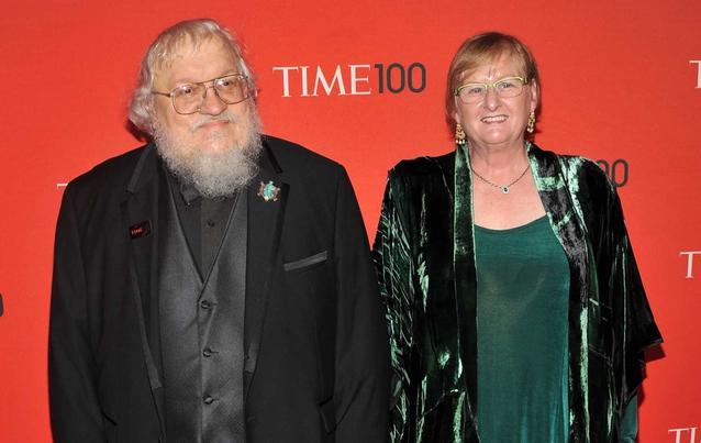 """""""Game of Thrones"""": George R. R. Martins Frau Parris McBride"""
