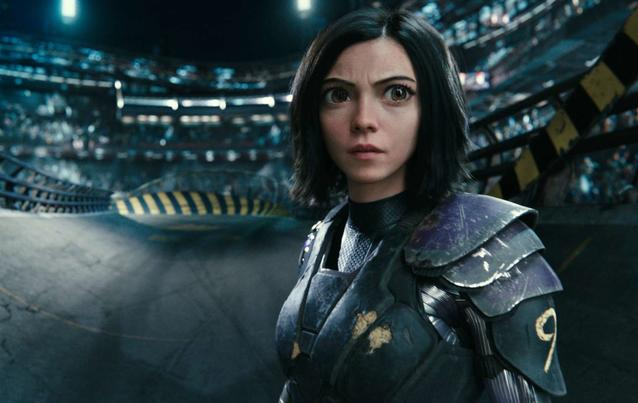 """Alita: Battle Angel""-Hauptdarstellerin Rosa Salazar im Interview"