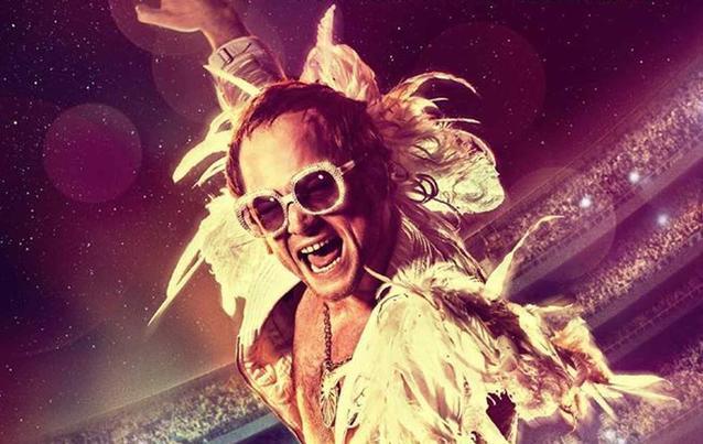 "Taron Egerton überzeugt in ""Rocketman"" als Elton John"