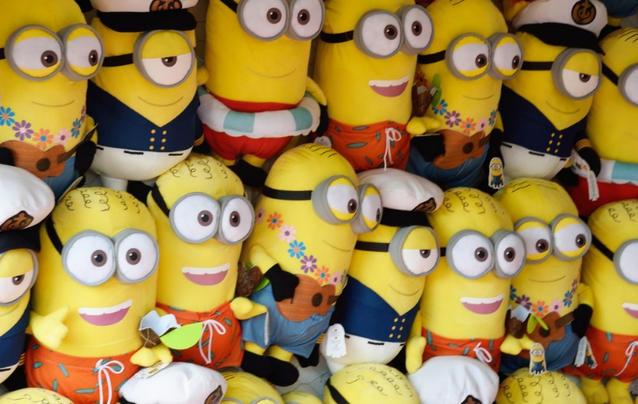 Minion Kostüm   Die besten Verkleidungen