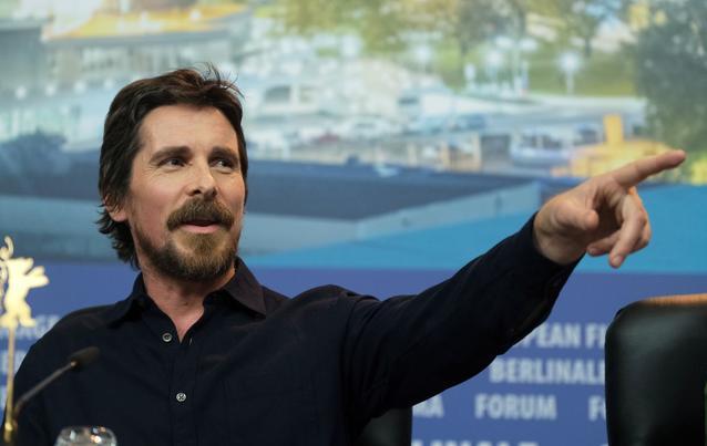 Christian Bale Berlinale 2019