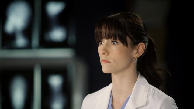 Chyler Leigh Lexie Grey Grey's Anatomy
