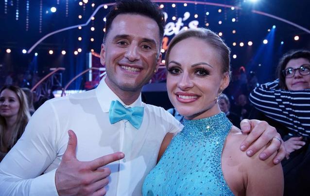 Özcan Cosar bei Lets Dance 2019