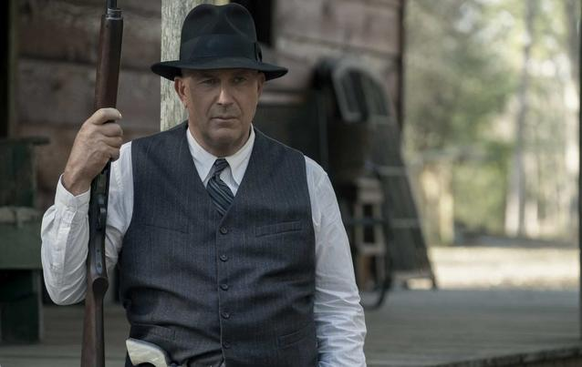 """Kevin Costner spricht im """"The Highwaymen""""-Interview darüber, warum er Waffen liebt"""