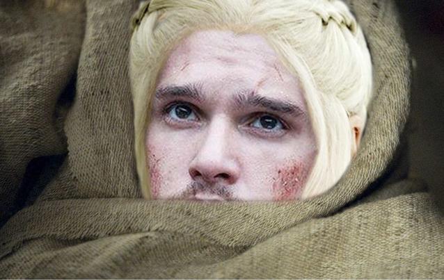 Game of Thrones: Baby von Daenerys & Jon Snow