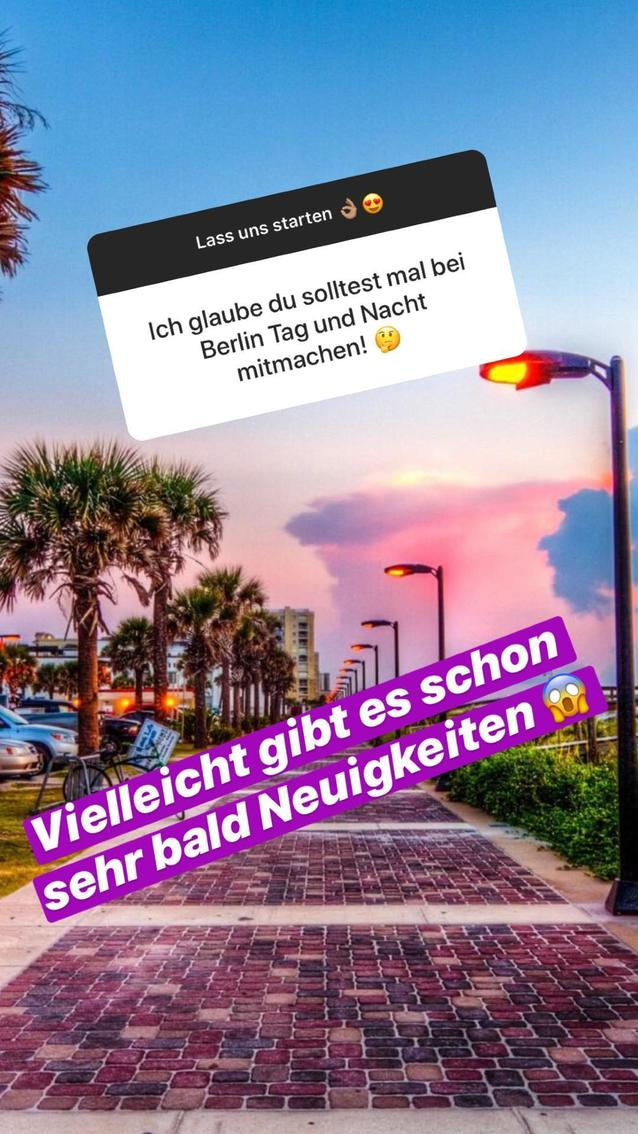 Salvatore Instagram Temptation Island