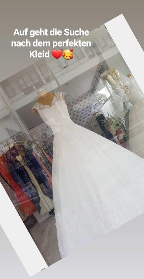 Sarafina Wollny: Brautkleid enthüllt?