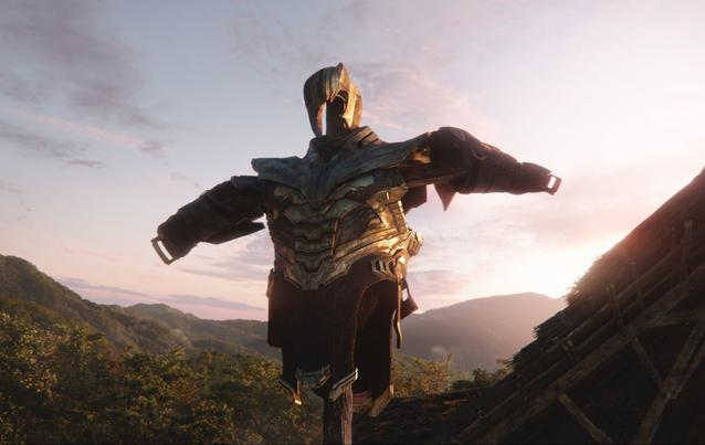 Avengers 4: Endgame - Thanos Rüstung