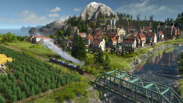 Anno 1800 Züge