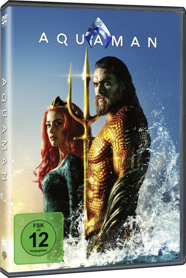 """Am 9. Mai erscheint """"Aquaman"""" auf DVD, Blue-ray und Co."""