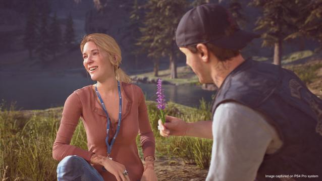 Days Gone auf PS4 / Bent Studios