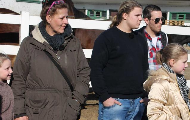 "Jeremy Pascal Wollny bei ""Die Wollnys"""