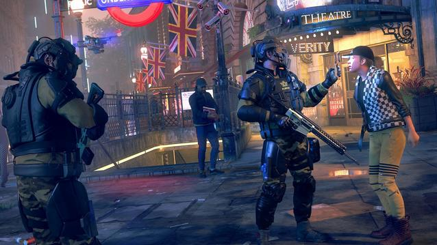 Watch Dogs 3 Play as Anyone