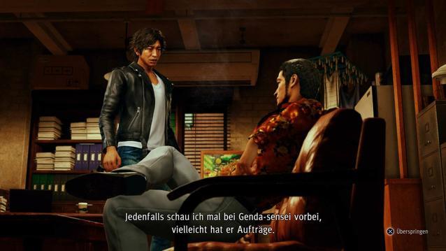 Judgement PS4