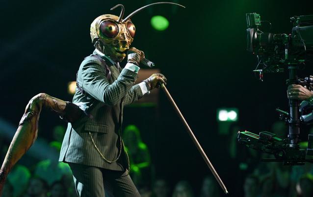 The Masked Singer - Grashüpfer