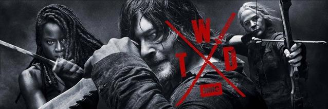 """""""The Walking Dead"""", Staffel 10: Erstes Bild von Daryl, Carol und Michonne - Keyart"""