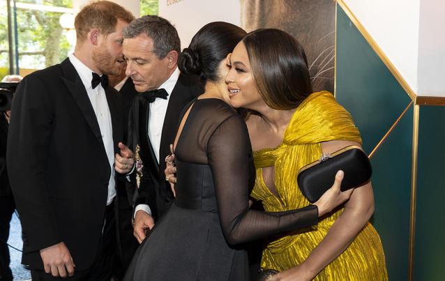 Meghan Markle Beyonce König der Löwen