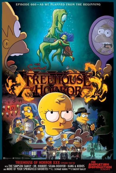 "Die Simpsons als ""Stranger Things""- Charaktere"