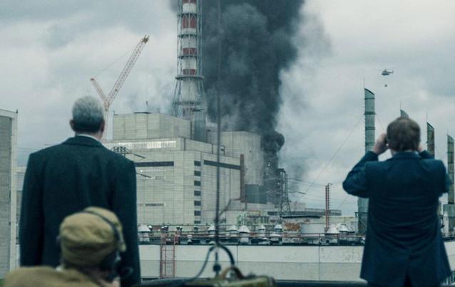chernobyl staffel 1
