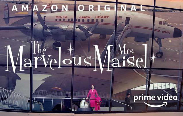 The Marvelous Mrs. Maisel: Staffel 3