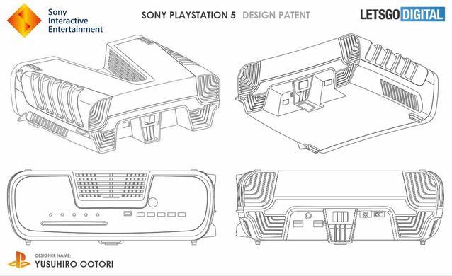 PS5 Design LetsgoDigital Leak